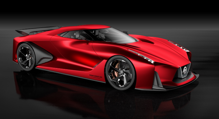 Nissan Concept 2020 VGT release date