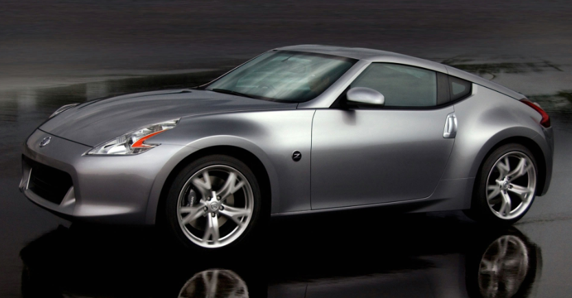 2019 Nissan 370Z Convertible design