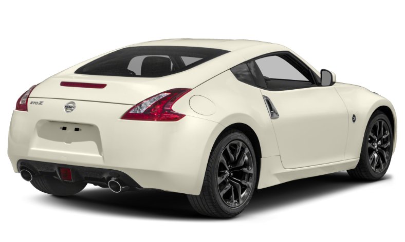 2020 Nissan 370Z Coupe 0-60