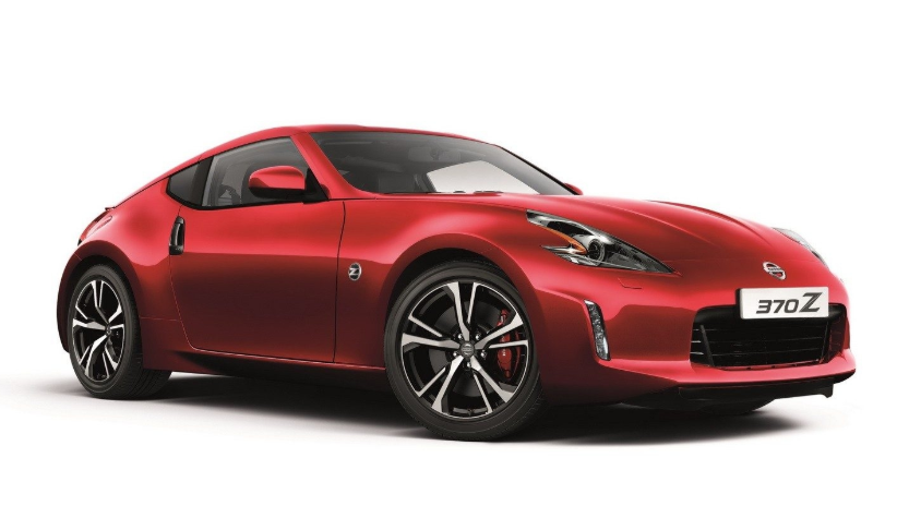 2019 Nissan 370Z Turbo redesign