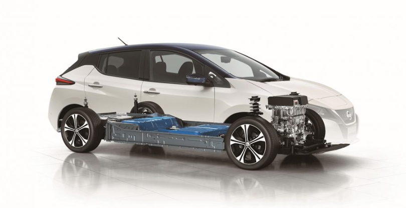 2019 Nissan Leaf 60KWH release date