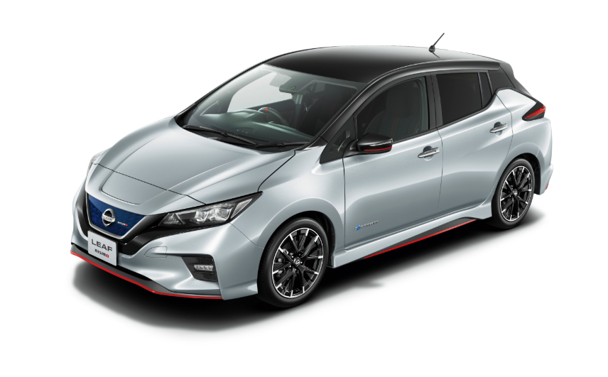 2019 Nissan Leaf Nismo release date