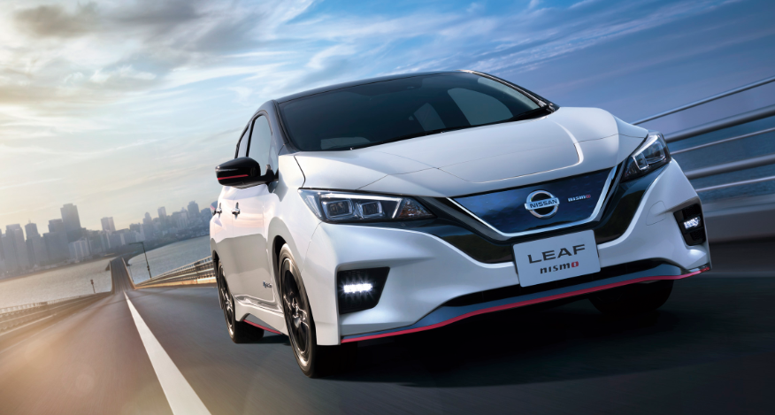 2019 Nissan Leaf Nismo review