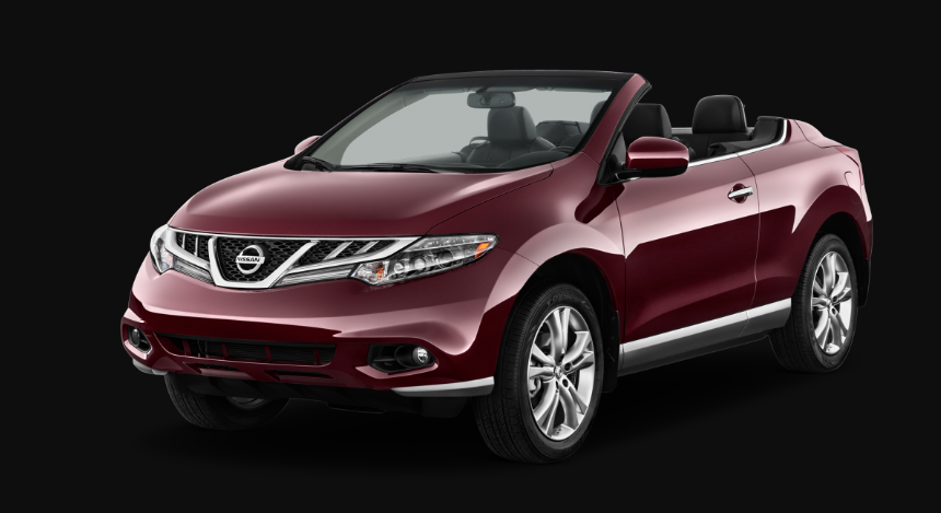 2019 Nissan Murano Convertible release date