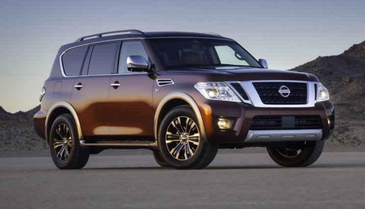 2019 Nissan Pathfinder Hybrid colors