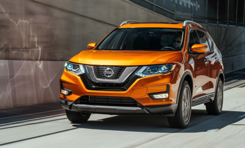 2019 Nissan Rogue release date