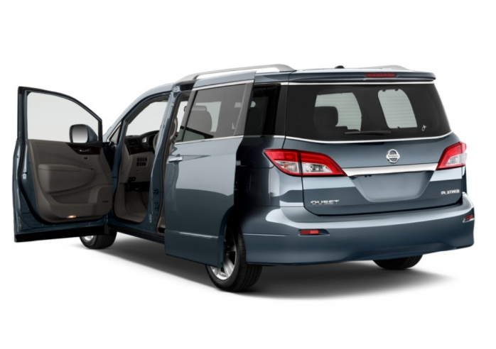 Nissan Quest 2019 redesign