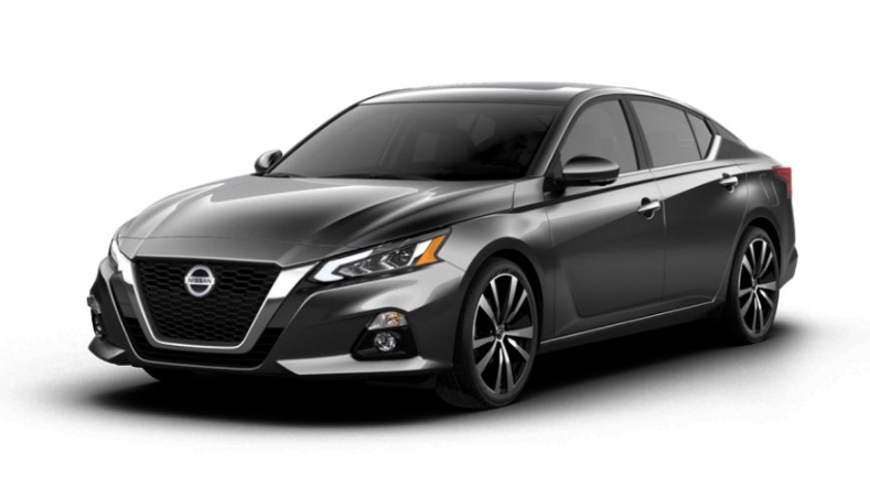 2019 Nissan Altima 2.5 S changes