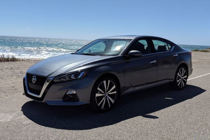 2019 Nissan Altima Canada changes