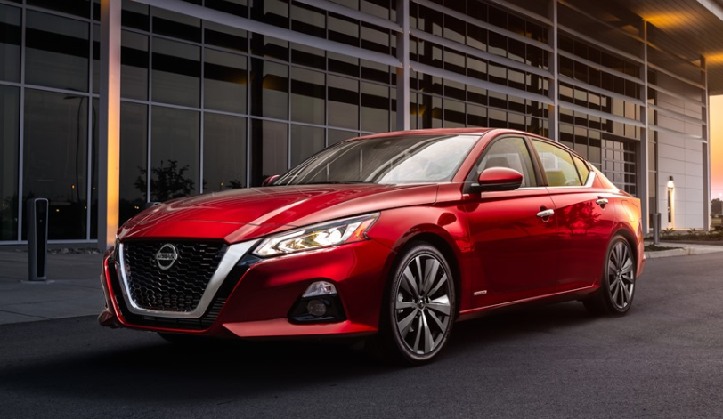 2019 Nissan Altima Hybrid changes
