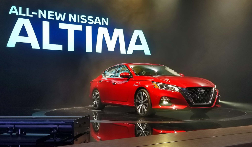 When Will 2020 Nissan Altima Be Available