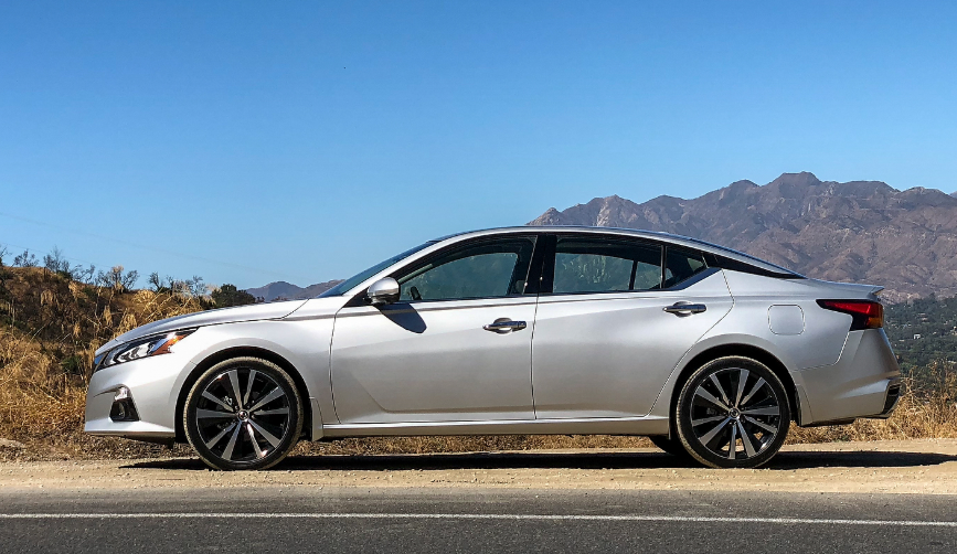 2019 Nissan Altima Turbo redesign