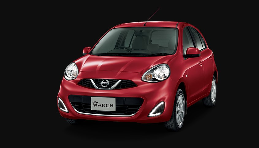 2019 Nissan March Mexico changes