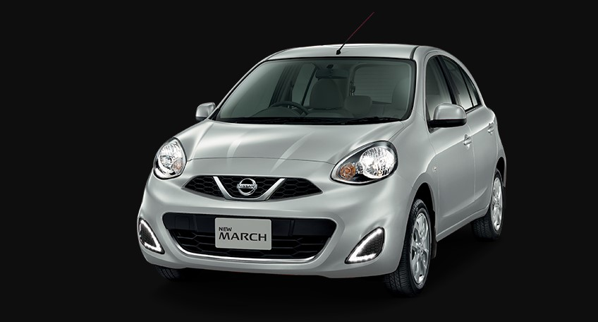2019 Nissan March Mexico release date
