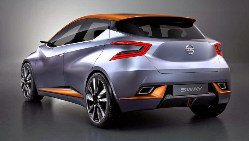 2019 Nissan Sway news