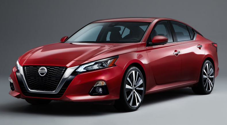 When Is 2019 Nissan Altima Coming Out