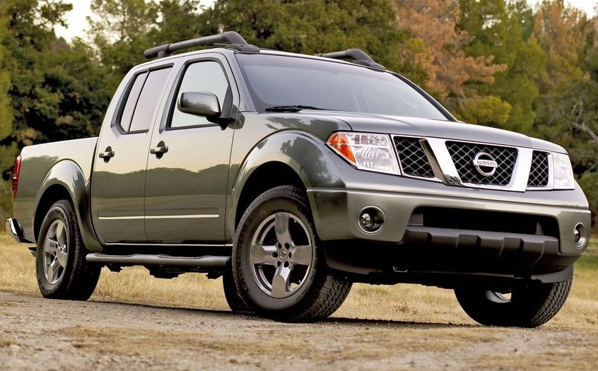 2019 Nissan Frontier Crew Cab redesign