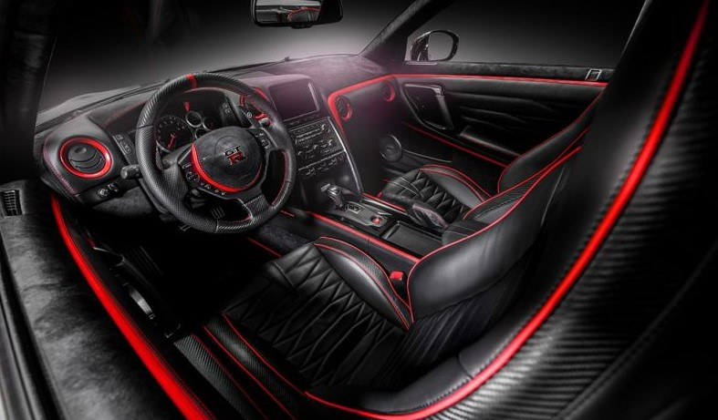 2019 Nissan GT-R Track Edition changes