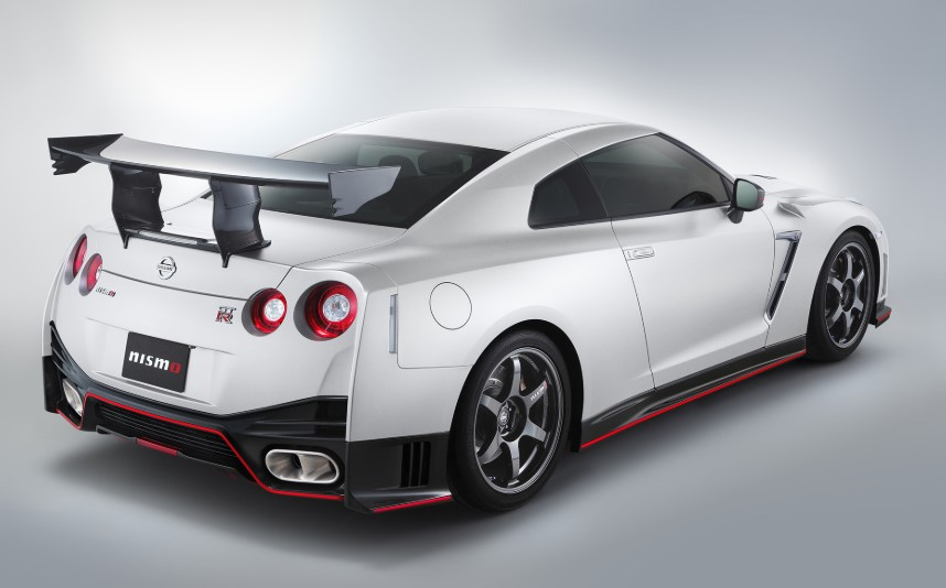 2019 Nissan GTR Nismo changes