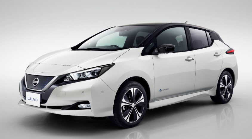 2019 Nissan Leaf E-Plus 60 kWh release date