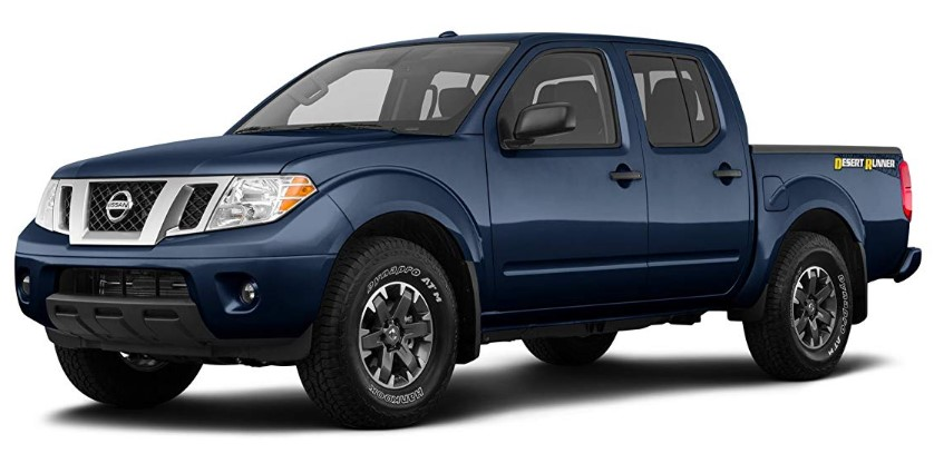 Nissan Frontier 2019 4x2 changes