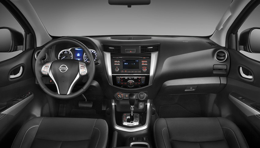Nissan Frontier 2019 Colombia changes