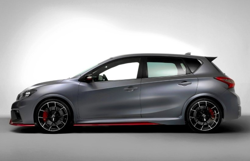 2019 Nissan Pulsar Nismo changes