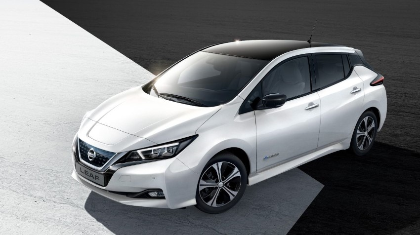 2020 Nissan Leaf 60KWH release date