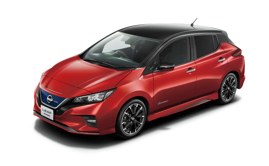 2020 Nissan Leaf Long Range