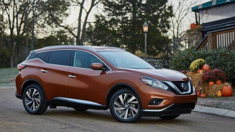 2020 nissan murano sl release date redesign colors