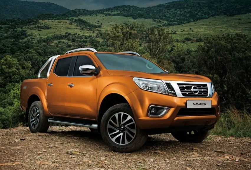 2020 Nissan Navara Facelift changes