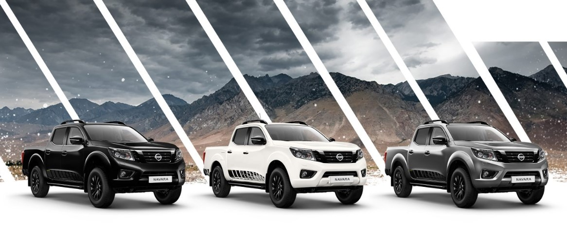 2020 Nissan Navara N-Guard changes