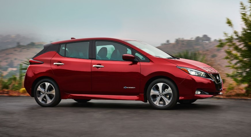 2020 Nissan Leaf USA