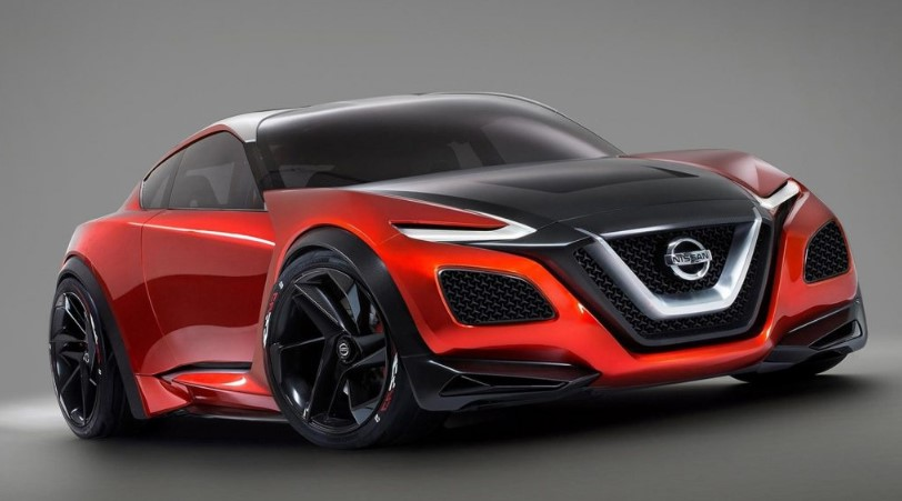 2020 Nissan Z35 changes