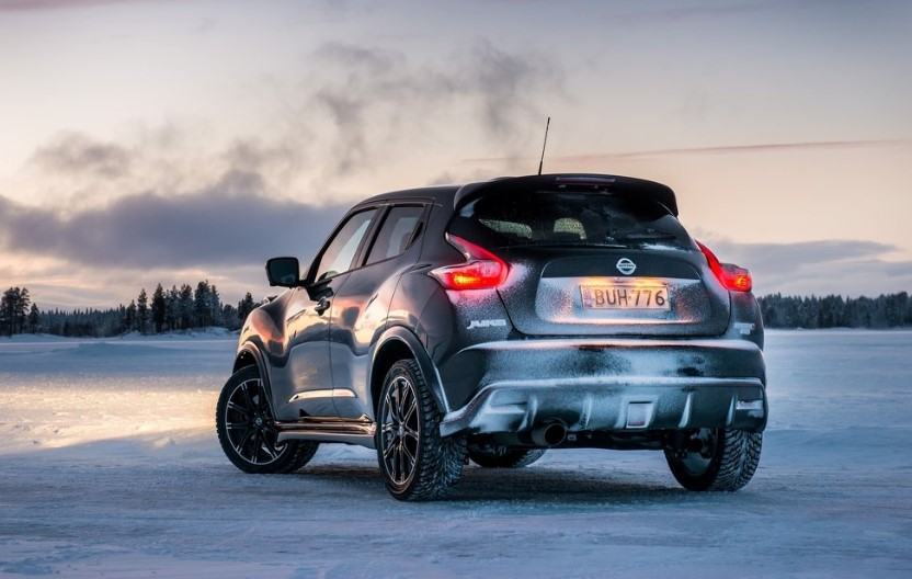 2020 Nissan Juke Nismo RS changes