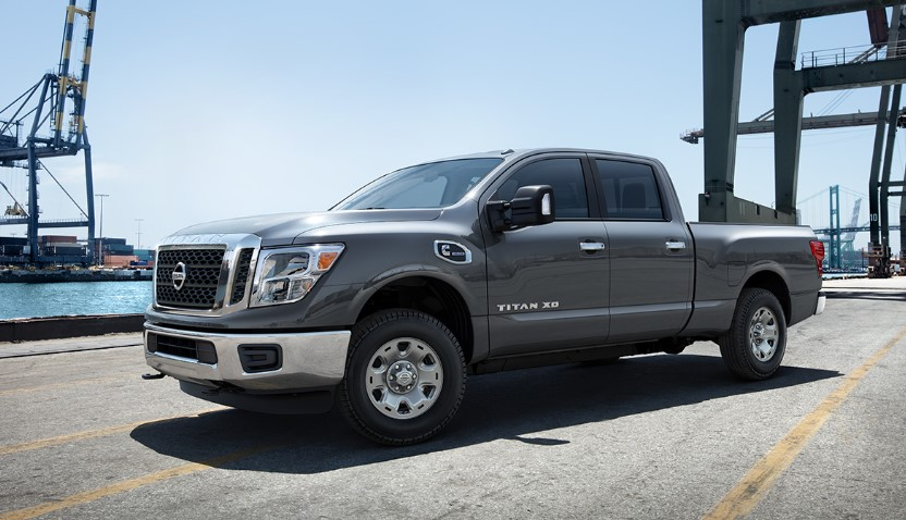 2020 Nissan Titan Automatic release date