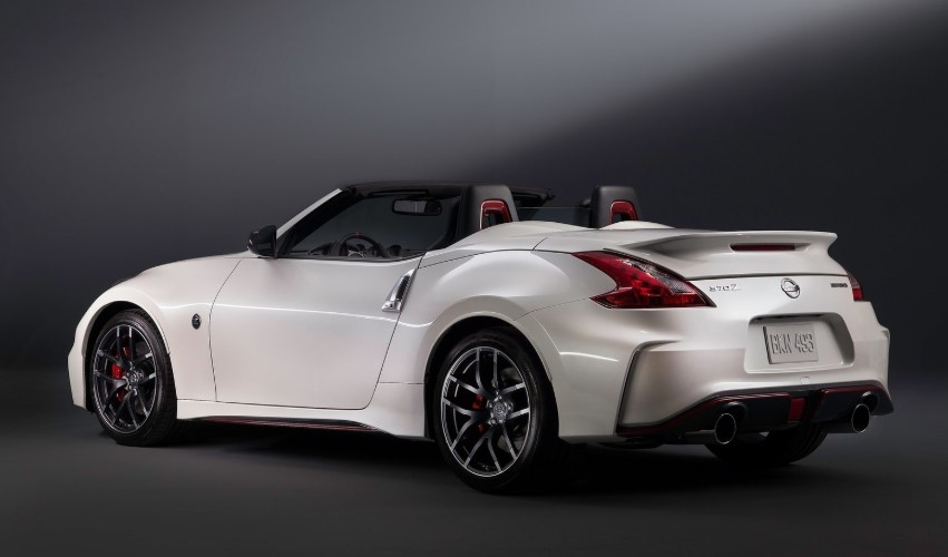 2020 Nissan 370Z Convertible release date