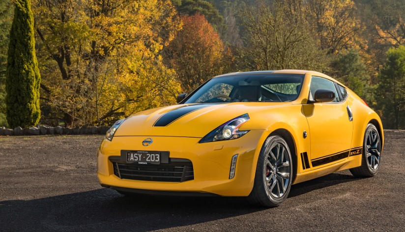 2020 Nissan 370Z Coupe Heritage concept