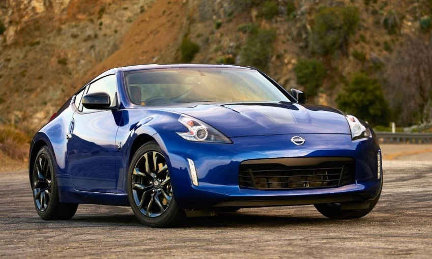 2020 Nissan 370Z Coupe release date