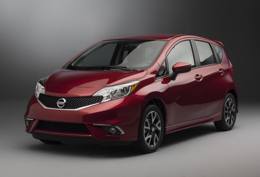 New Nissan Note 2020