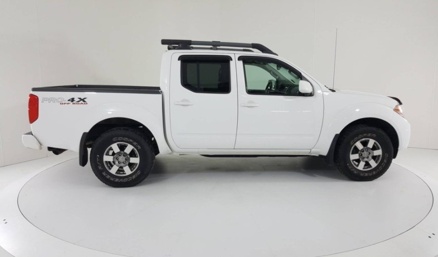 2020 Nissan Frontier Pro 4x Crew Cab Towing Capacity design