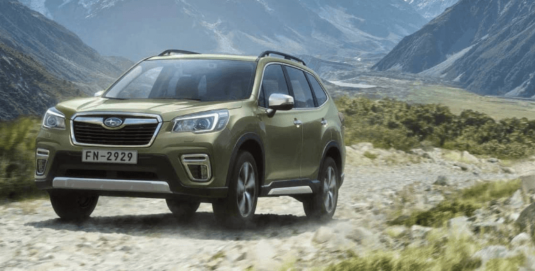 2020 subaru forester fuel economy release date changes