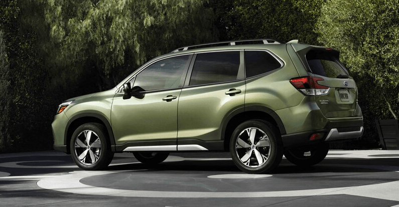 2020 subaru forester green release date, changes, price