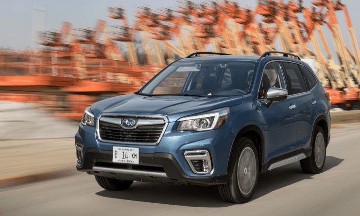 2020 subaru forester mpg release date changes price