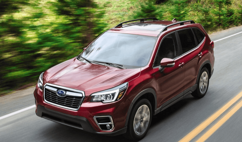 2020 subaru forester off-road release date, changes, price