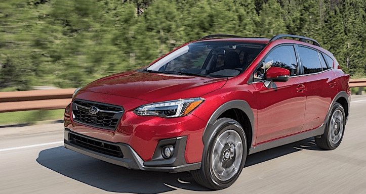2021 subaru crosstrek hp colors release date changes