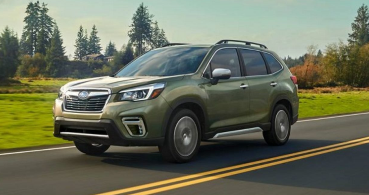 2021 subaru forester release date, colors, changes