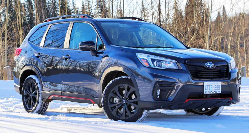 2021 subaru forester all wheel drive release date, colors