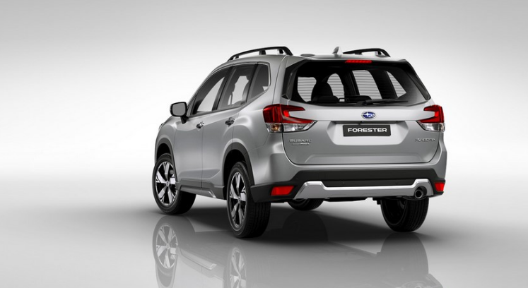 2021 subaru forester gray release date colors changes