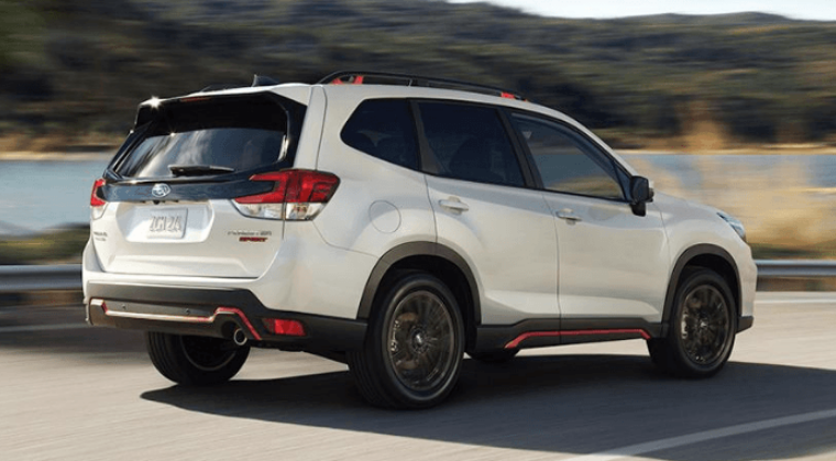 2021 Subaru Forester Hitch Release Date, Colors, Changes ...